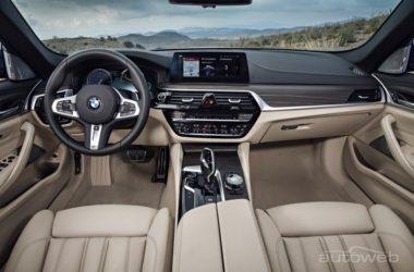 Nové BMW řady 5