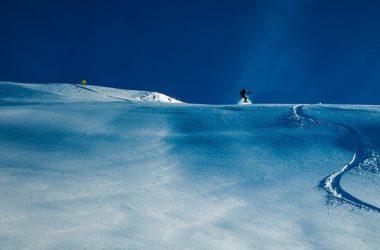 Zimní lyžařská dovolená