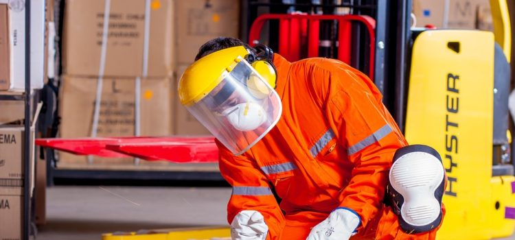Bezpečí na pracovišti