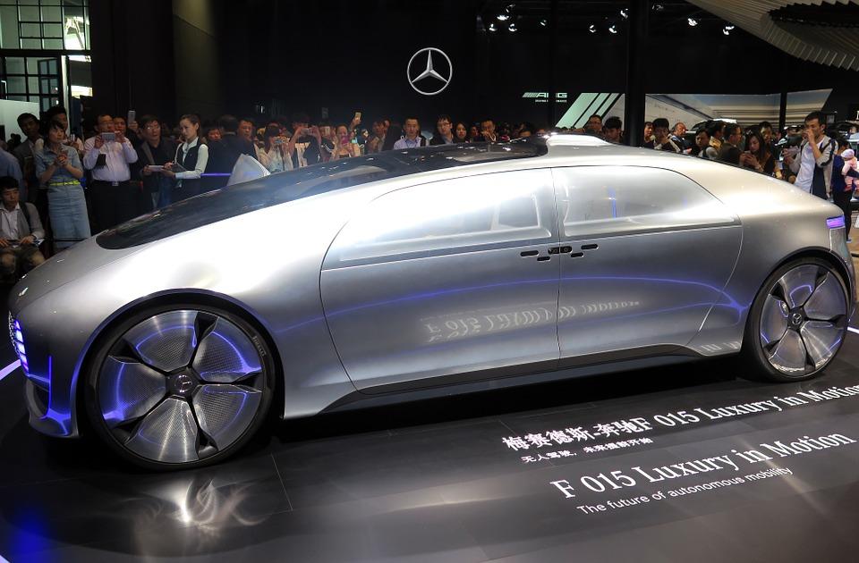 Koncepce autonomního vozu