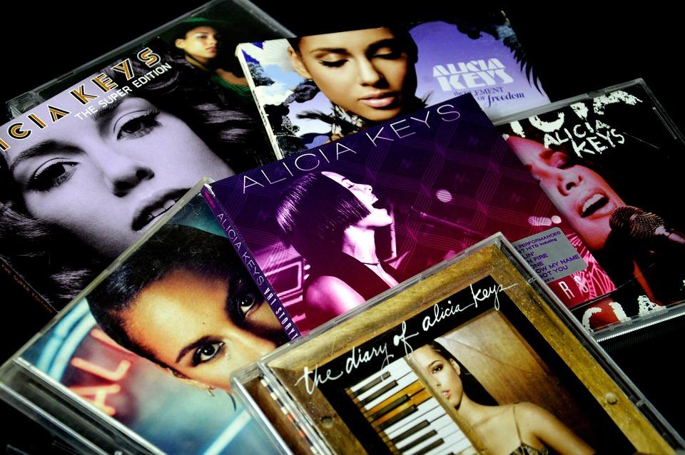 Máte sbírku CD