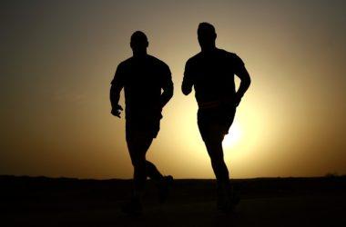 jarní běh