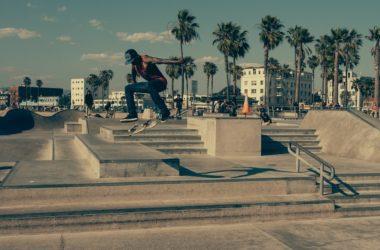 skateboarding je stále více populární