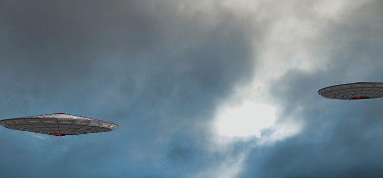 Věděli jste, že Spojené státy vyvíjely UFO?