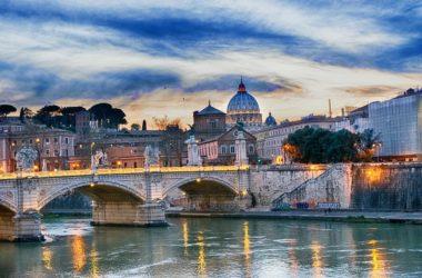Římské památky, které byste měli rozhodně vidět