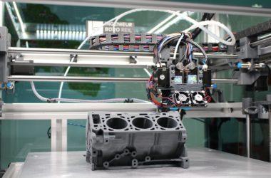 3D tiskárny jako průmyslová revoluce
