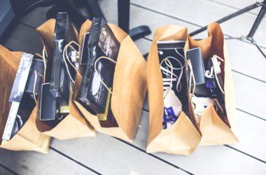 Papírové tašky začínají nahrazovat ty plastové
